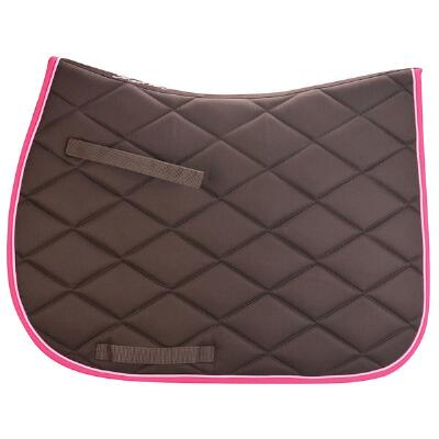 English All Purpose Diamond Quilted Saddle Pad