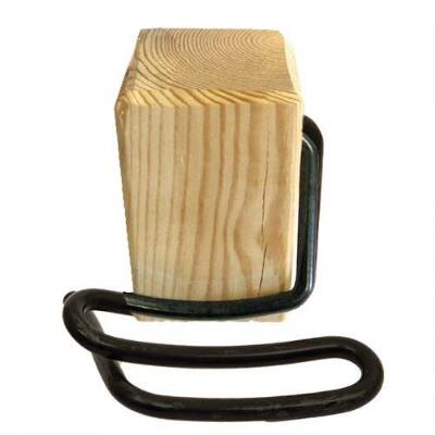 Dapple Equine One Piece Rubber Coated Jump Cup - Planks-Gates