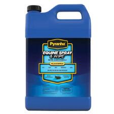 Pyranha Equine Spray & Wipe Insect Repellent 1 Gallon - TB
