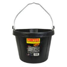 Fortex Rubber Corner Bucket 20 Qt - TB