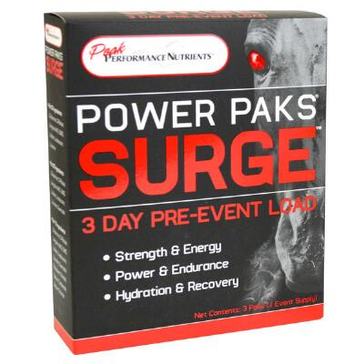 Peak Performance Power Pak Surge