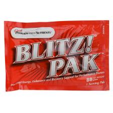Peak Performance Blitz Pak Pre Event Supplement 80 gm - TB