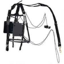 Walsh Pull-Up Pull-Down Bridle - TB
