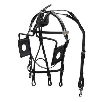 Walsh Open Eye Blind Bridle