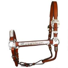 Tory San Diego Traditional Western Show Halter - TB