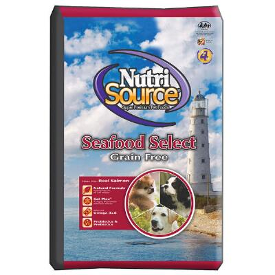 Grain Free Seafood Select 30 lb
