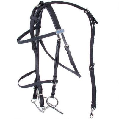 Walsh Open Bridle All Synthetic