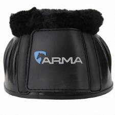 Shires ARMA Fleece Trim Bell Boots - TB