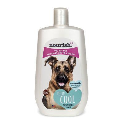 Nourish Feelin Cool Shed Control Shampoo