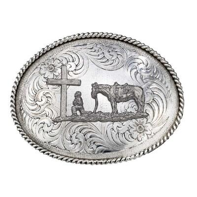1350 Series Western Belt Buckle