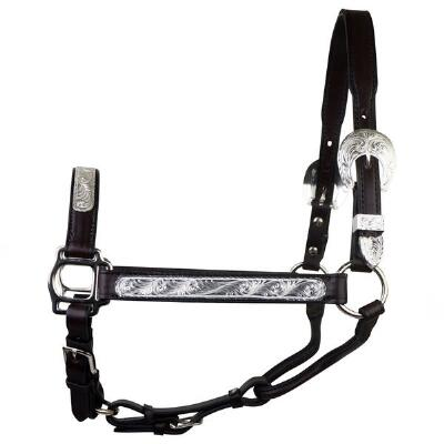 Oklahoma Traditional Western Show Halter