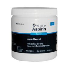 Vet One Aspirin Powder Extra Strength 1 Lb - TB