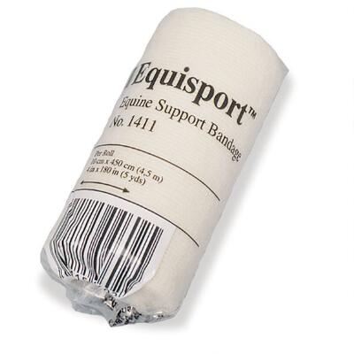 Equisport Bandaging Tape White