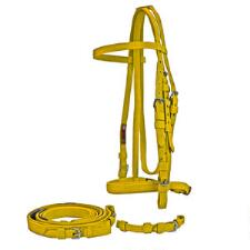 Walsh Thoroughbred Nylon Bridle - Complete - TB