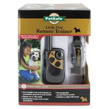 Little Dog Deluxe Remote Trainer