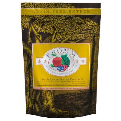 Four Star Lamb and Lentil Dog Food 4 lbs
