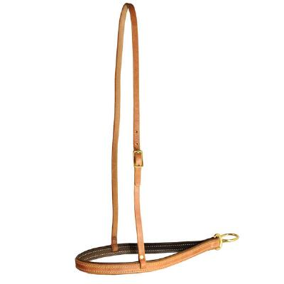 Quiet Creek Harness Leather Noseband