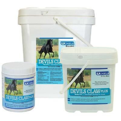 Devils Claw Plus Pellets 2 lb