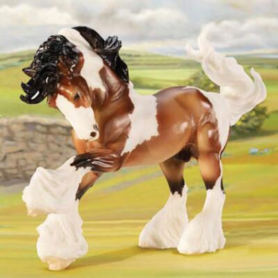 Breyer Traditional Gypsy Vanner