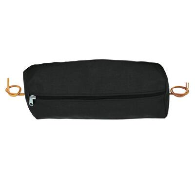 Weaver Large Rectangular Nylon Cantle Bag