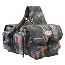 Trail Gear Camo Saddle Bag - TB