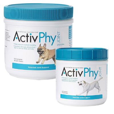 ActivPhy Joint Chews for Dogs 75 ct