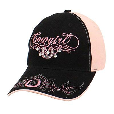 Blazin Roxx Cowgirl Ladies Baseball Cap