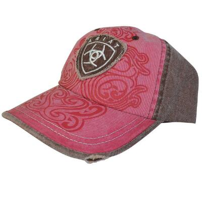 Ariat Scrollwork Ladies Baseball Cap