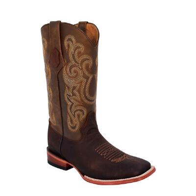 Ferrini Maverick Chocolate Mens Western Boot