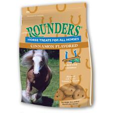Blue Seal Rounders Cinnamon Horse Treats 30 oz - TB