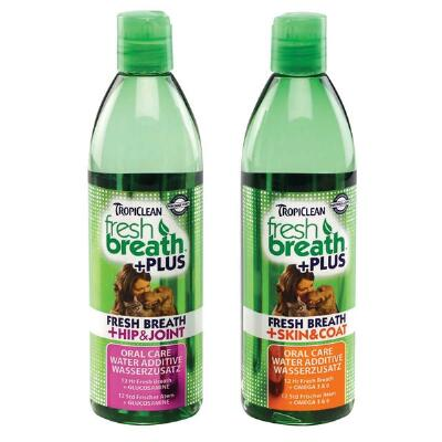 Fresh Breath Water Additives Plus 16oz