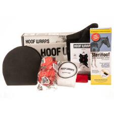 Hoof Wraps SteriHoof Abscess Relief Kit - TB