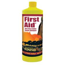 Finish Line First Aid Iodine Shampoo 33.8 oz - TB