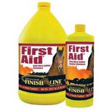 Finish Line First Aid Iodine Shampoo  - TB