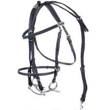 Walsh Open Bridle European Style - TB