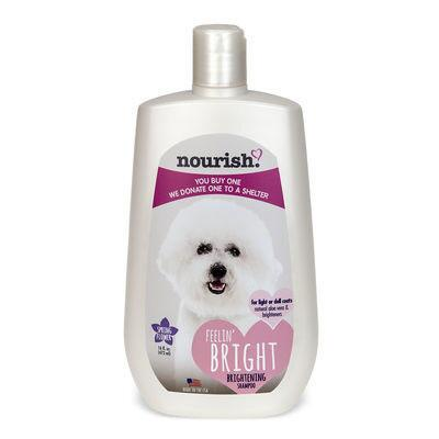 Nourish Feelin Bright Whitening Shampoo