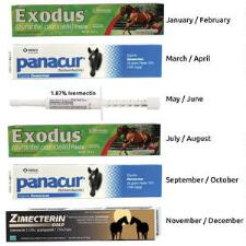 Dewormer Rotation Pack Premium - TB