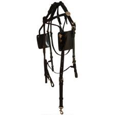 Feather-Weight Blind Bridle with Synthetic Crown - TB