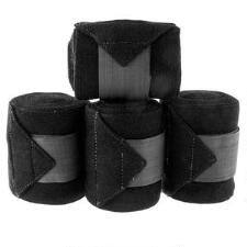 Premium Stall Bandages Set of 4 with Velcro