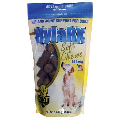 Hylarx  Dog Chews 60ct