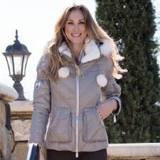 Goode Rider Luxury Ladies Down Parka - TB