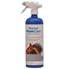 Vetericyn Equine Medicated FoamCare Shampoo 32 oz - TB