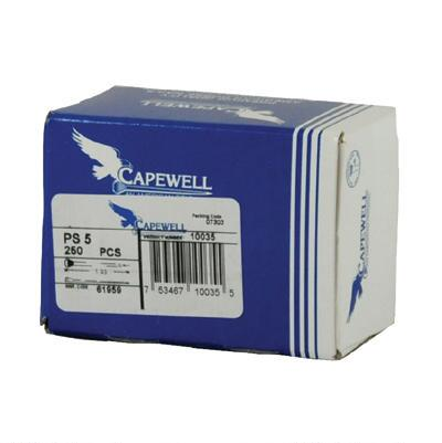 Nails 5 Special Capewell 250 Count
