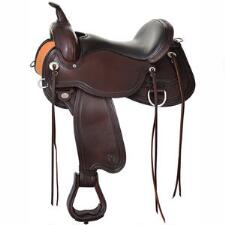 Circle Y Pioneer Trail Saddle - TB