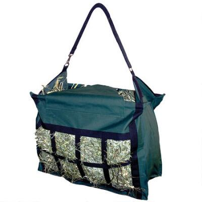 Deluxe Hay Bag with 8 Hole Front