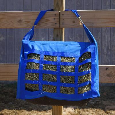 Hay Bag Deluxe 16 Hole Front