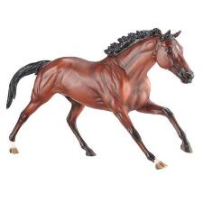 Breyer Traditional Michael Jungs Sam Gold Metal Eventer