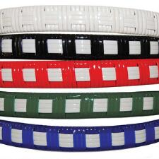 Browband Two Tone - Stock Colors - TB