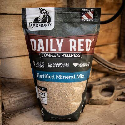 Redmond Daily Red Equine Minerals 5lbs