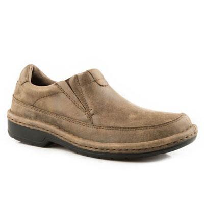 Comfort Opanka Mens Slip On Casual Shoe